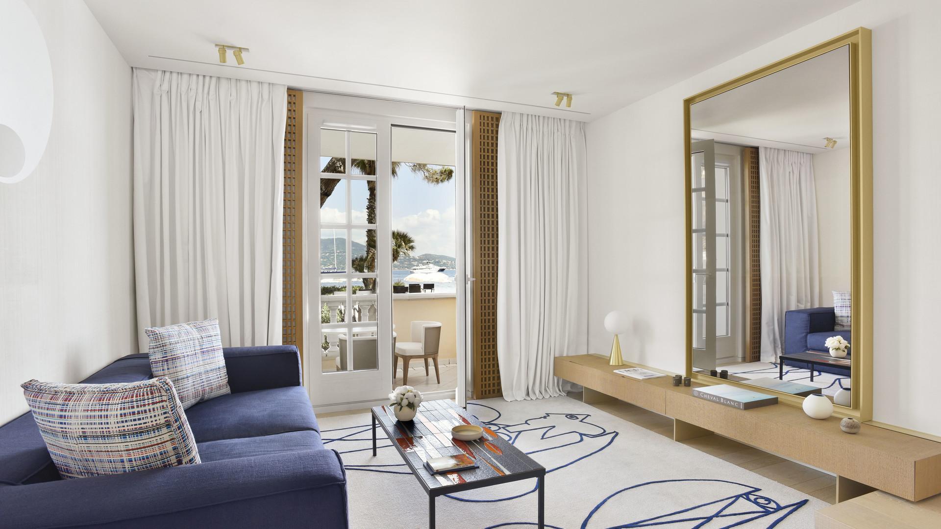 Suite Duplex Mer